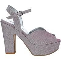 Schuhe Damen Sandalen / Sandaletten Grace Shoes FLY Rosa