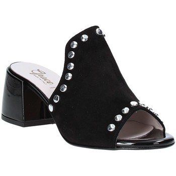 Schuhe Damen Pantoffel Grace Shoes 1576006 Schwarz