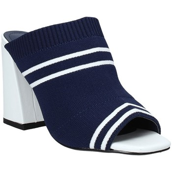 Schuhe Damen Pantoffel Exé Shoes I487F0836H22 Blau