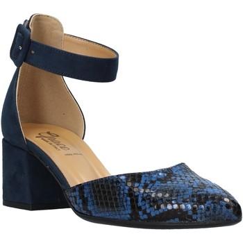 Schuhe Damen Sandalen / Sandaletten Grace Shoes 774005 Blau