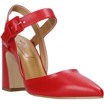 Schuhe Damen Sandalen / Sandaletten Grace Shoes 962G006 Rot