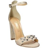 Schuhe Damen Sandalen / Sandaletten Grace Shoes 1467 Rosa