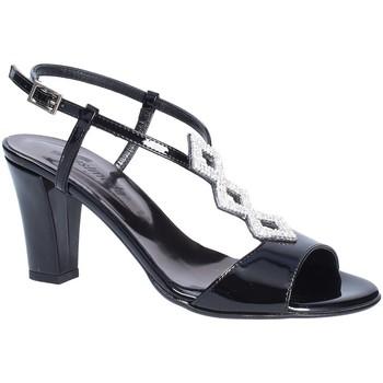 Schuhe Damen Sandalen / Sandaletten Susimoda 2796 Schwarz