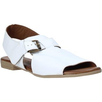 Schuhe Damen Sandalen / Sandaletten Bueno Shoes 9L2700 Weiß