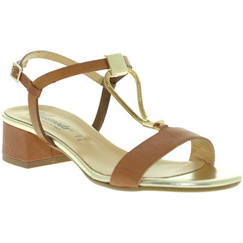 Schuhe Damen Sandalen / Sandaletten Susimoda 2793 Braun