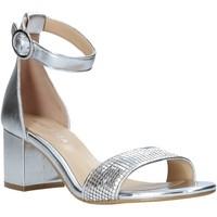 Schuhe Damen Sandalen / Sandaletten Apepazza S0MELODY07/MES Silber