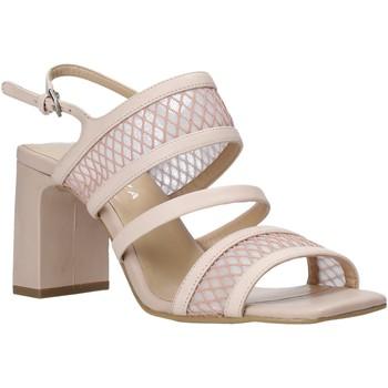 Schuhe Damen Sandalen / Sandaletten Apepazza S0MONDRIAN10/NET Rosa