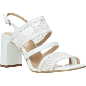 Schuhe Damen Sandalen / Sandaletten Apepazza S0MONDRIAN10/NET Weiß