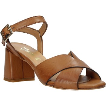 Schuhe Damen Sandalen / Sandaletten Grace Shoes 380045 Braun