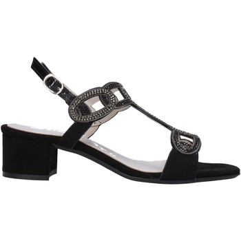 Schuhe Damen Sandalen / Sandaletten Comart 083307 Schwarz