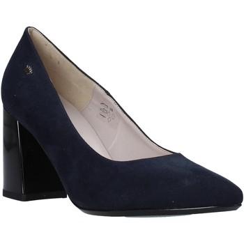 Schuhe Damen Pumps Comart 632517 Blau