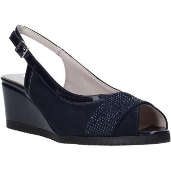 Schuhe Damen Sandalen / Sandaletten Comart 022889ST Blau