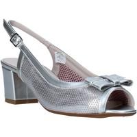 Schuhe Damen Sandalen / Sandaletten Comart 293304 Silber