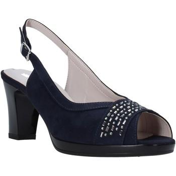 Schuhe Damen Sandalen / Sandaletten Comart 323320 Blau