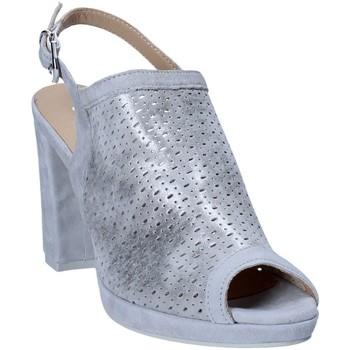 Schuhe Damen Sandalen / Sandaletten IgI&CO 1168 Grau