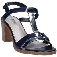 Schuhe Damen Sandalen / Sandaletten The Flexx D6015_08 Grau