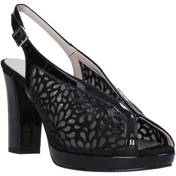 Schuhe Damen Sandalen / Sandaletten Comart 303335 Schwarz