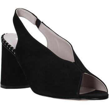 Schuhe Damen Sandalen / Sandaletten Comart 7B3418 Schwarz