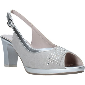 Schuhe Damen Sandalen / Sandaletten Comart 323320 Grau