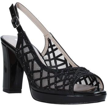Schuhe Damen Sandalen / Sandaletten Comart 303331 Schwarz