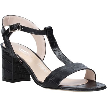 Schuhe Damen Sandalen / Sandaletten Casanova LING Schwarz