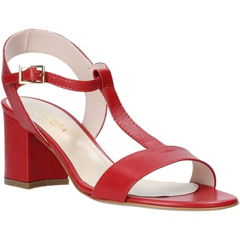 Schuhe Damen Sandalen / Sandaletten Casanova LING Rot