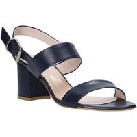 Schuhe Damen Sandalen / Sandaletten Casanova LIVIA Blau