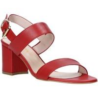 Schuhe Damen Sandalen / Sandaletten Casanova LIVIA Rot