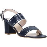 Schuhe Damen Sandalen / Sandaletten Casanova LJIAJIC Blau