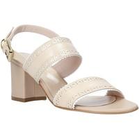 Schuhe Damen Sandalen / Sandaletten Casanova LJIAJIC Beige