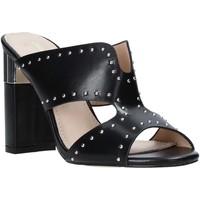 Schuhe Damen Pantoffel Gold&gold A20 GD222 Schwarz