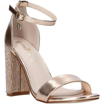 Schuhe Damen Sandalen / Sandaletten Gold&gold A20 GE38 Rosa