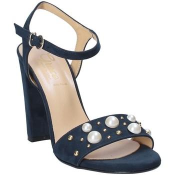 Schuhe Damen Sandalen / Sandaletten Grace Shoes 1396 Blau