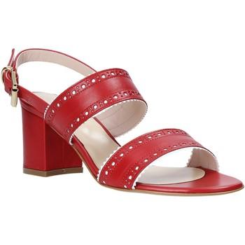 Schuhe Damen Sandalen / Sandaletten Casanova LJIAJIC Rot