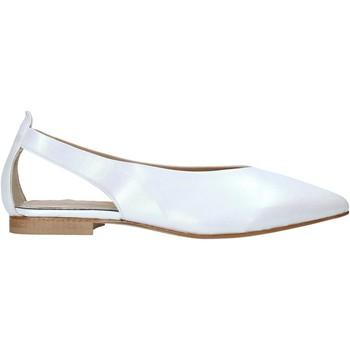 Schuhe Damen Sandalen / Sandaletten Mally 6817 Weiß