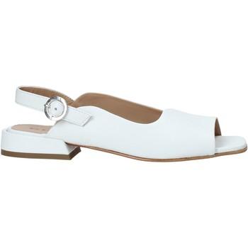Schuhe Damen Sandalen / Sandaletten Mally 6826 Weiß