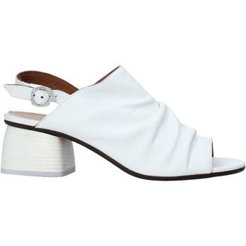 Schuhe Damen Pumps Mally 6806 Weiß