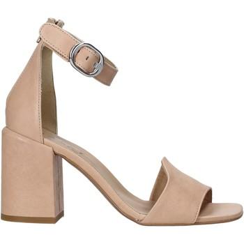 Schuhe Damen Pumps Mally 6866 Rosa