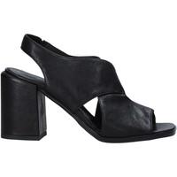 Schuhe Damen Pumps Mally 6872G Schwarz