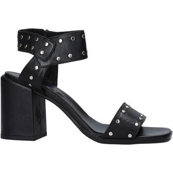 Schuhe Damen Pumps Mally 6278G Schwarz