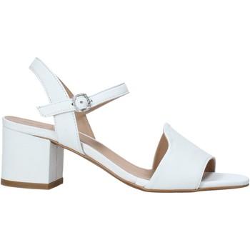 Schuhe Damen Pumps Mally 6865 Weiß