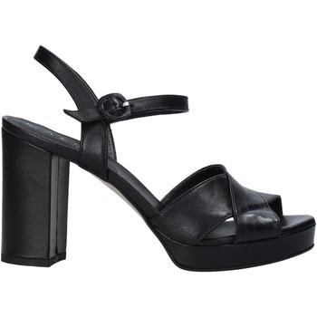 Schuhe Damen Pumps Mally 5747M Schwarz