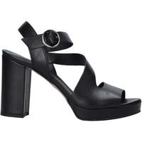 Schuhe Damen Pumps Mally 5180M Schwarz