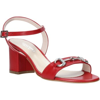 Schuhe Damen Pumps Casanova LUNT Rot
