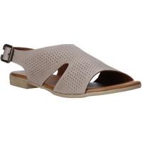 Schuhe Damen Sandalen / Sandaletten Bueno Shoes 9L2702 Grau