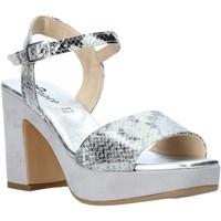 Schuhe Damen Sandalen / Sandaletten Grace Shoes L220 Beige