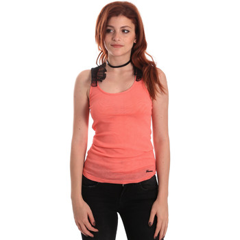 Kleidung Damen Tops Fornarina BE175J75H26368 Orange