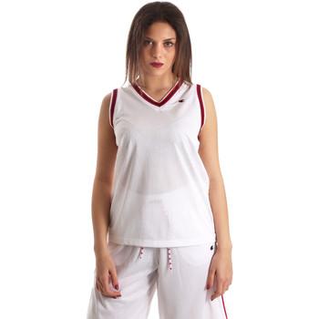 Kleidung Damen Tops Champion 111382 Weiß