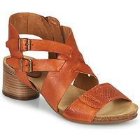 Schuhe Damen Sandalen / Sandaletten Casta ERVA Orange