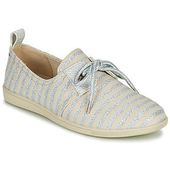 Schuhe Damen Sneaker Low Armistice STONE ONE W Silbern